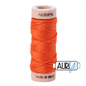Aurifloss - 6-strand cotton floss - 1104 (Neon Orange)